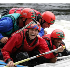 White Water Rafting Experience Day