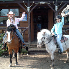Cowboy Adventure for Kids Experience Day