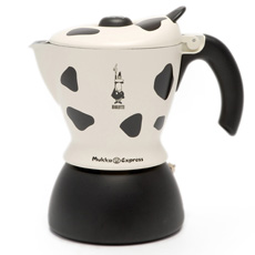 Mukka Express Cappuccino Maker