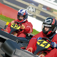 Go Karting Experience Day