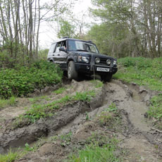 Basic Off Road Driving Experience