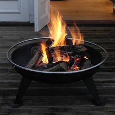Urban Firepit 880 and BBQ