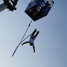 300ft Bungee Jump Experience Day