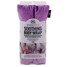 Aroma Home Microwaveable Hot Body Wrap - Lavender