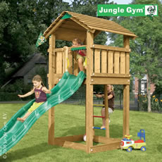 Jungle Gym Cottage Climbing Frame
