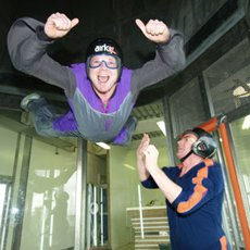 Airkix Indoor Skydiving for Two