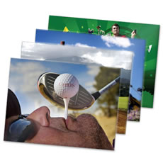 Personalised Posters - Golf