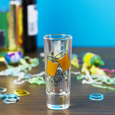 Personalised Stag Do Shot Glasses