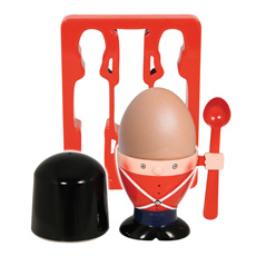 Egg and soldiers have never been so exciting!