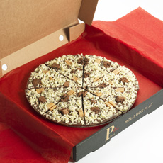 Chocolate Pizza - Crunchy Munchy -10''