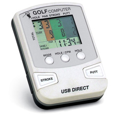 Golf Score Computer