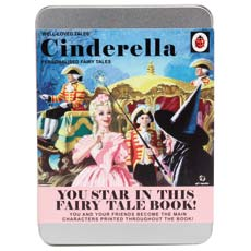 Personalised Fairytales - Cinderella