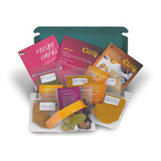 Six Month Curry Recipe Kit Subscription