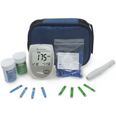 Cholesterol and Glucose Monitoring Kit