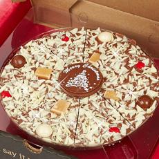Christmas Chocolate Pizza - 7'