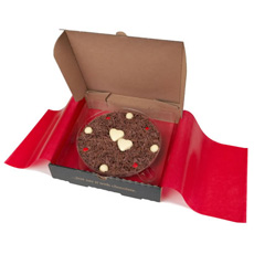Lovers Chocolate Pizza - 7'