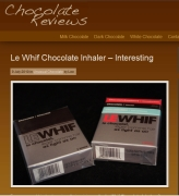Chocolate Inhaler by Le Whif