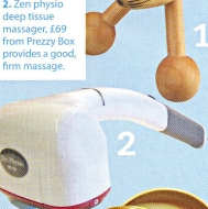 Zen Physio Deep Tissue Massager