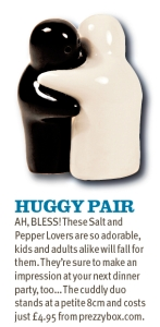 Salt and Pepper Lovers