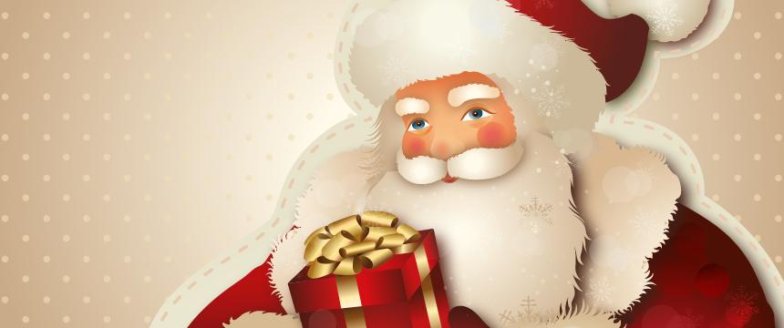 Santa Acrostic
