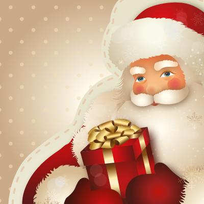 Santa Claus Acrostic