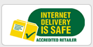 Internet Delivery is Safe Retailler