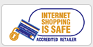 Internet Shopping is Safe Retailler