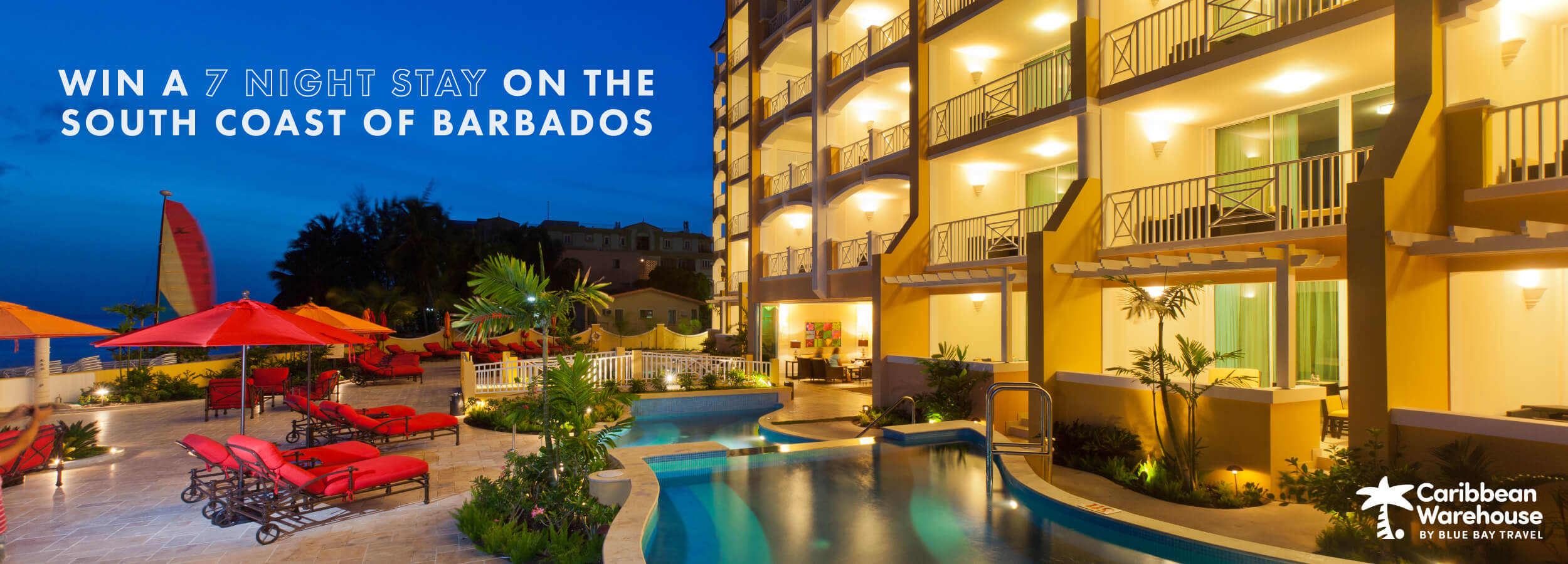 Win a 7 Night Stay on the South Coast of Barbados