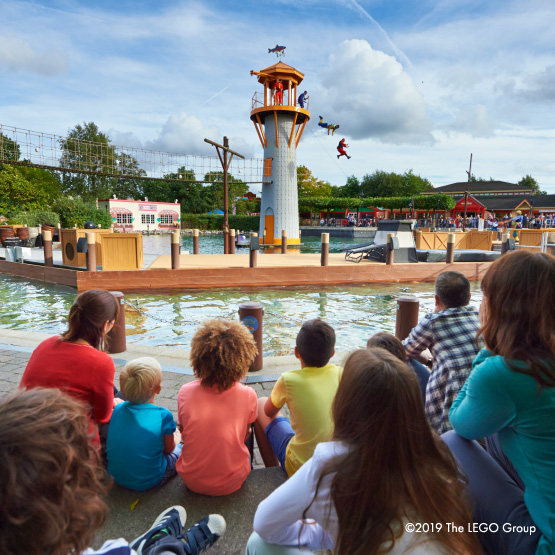 Win a family trip to LEGOLAND Windsor with an overnight stay