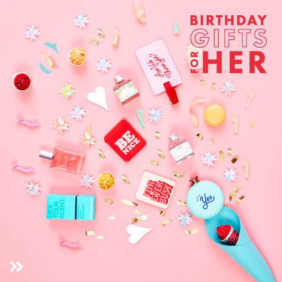Birthday Gifts for Her