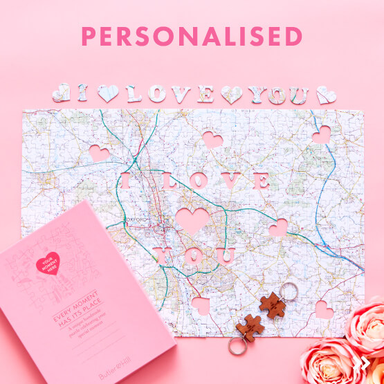 Personalised Valentines Gifts