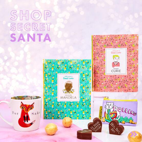 Shop Secret Santa Gifts