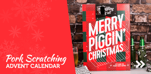 Pork Scratching Advent Calendar