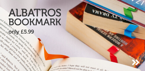 Albatros Bookmark