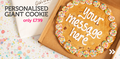 Personalised Giant Cookie